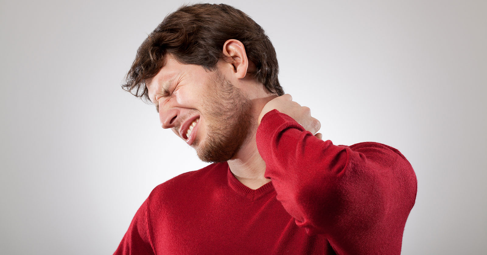 Common Reason for Lingering Neck Pain